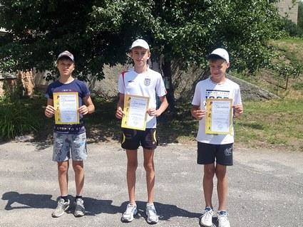 Охтирські легкоатлети вдало виступили на Чемпіонаті Сумської області з легкоатлетичного триборства